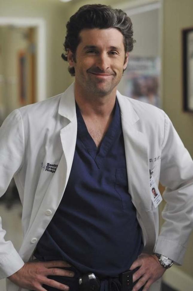Patrick Dempsey, el \'doctor macizo\', se despide de Anatomía de Grey ...