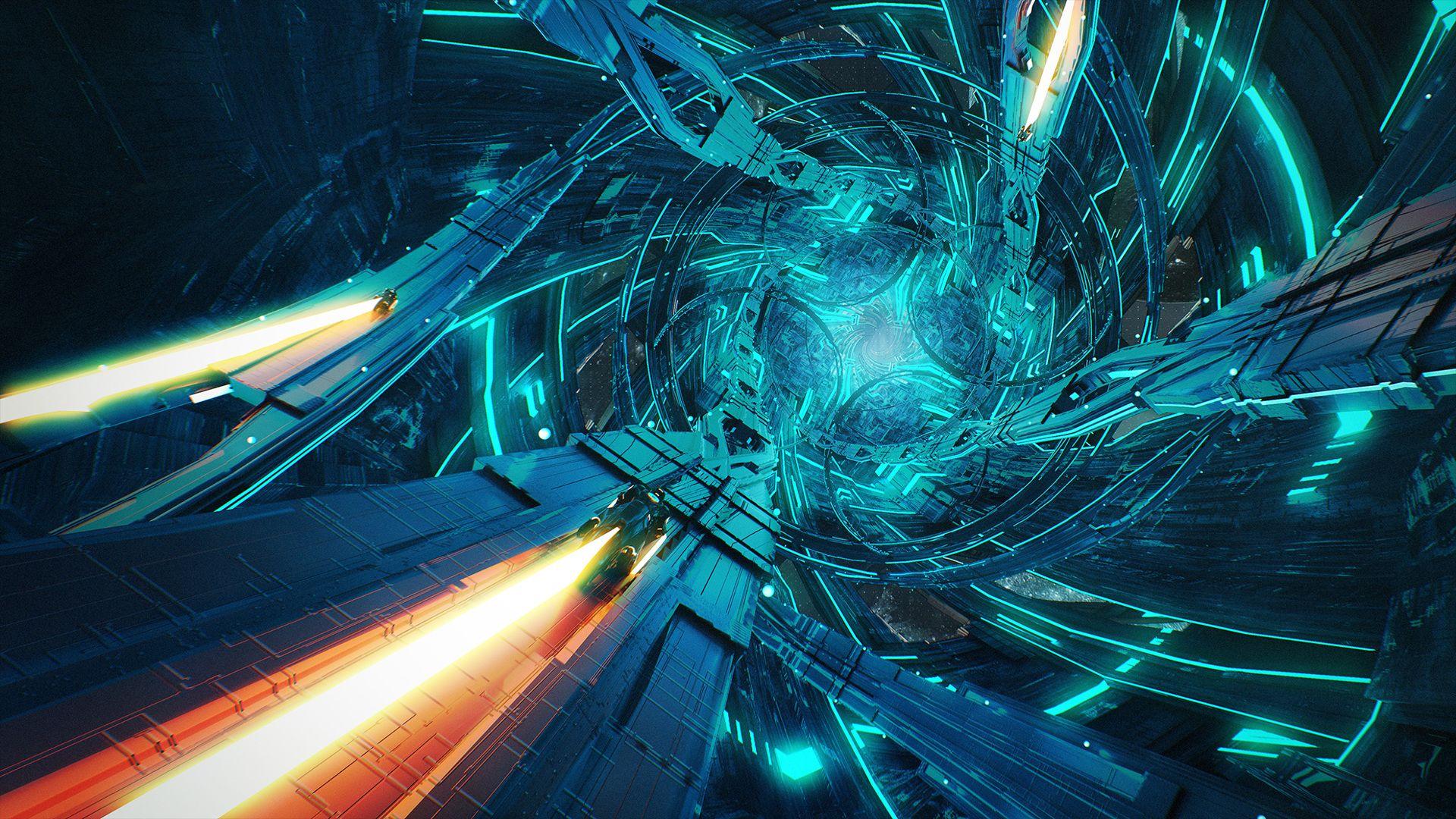 Digital Art & Game Design: TRON Concepts | 3D | Pinterest