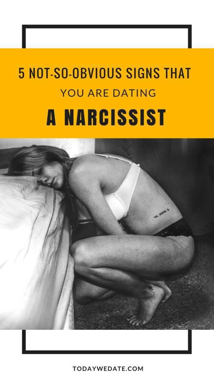 how to cope after dating a narcissist