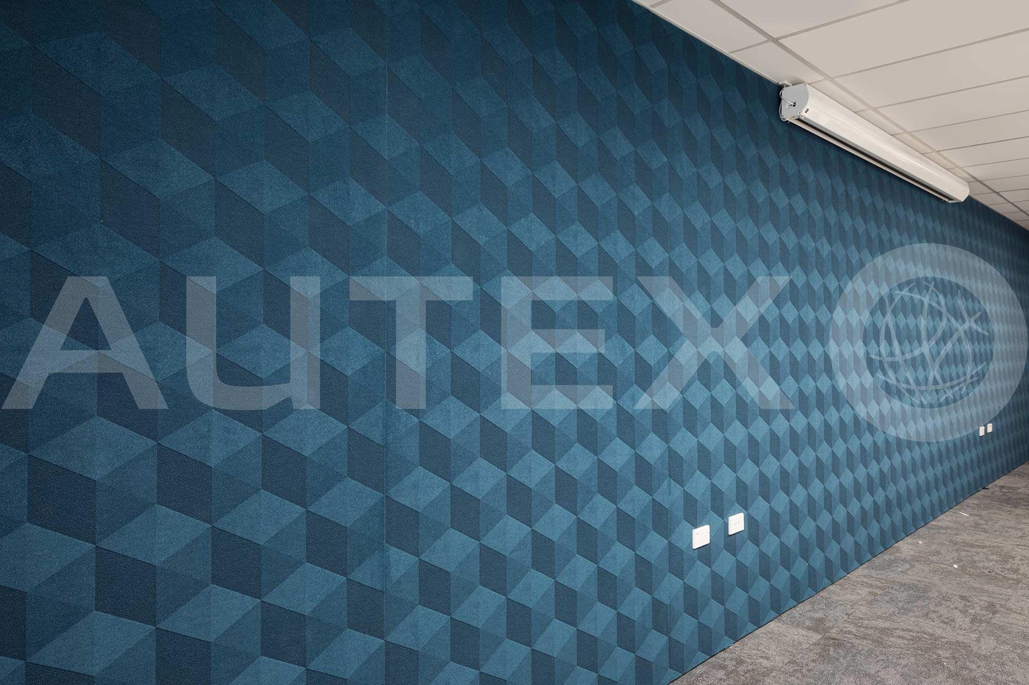 Autex Interior Acoustics Etch Otago University Dunedin Nz