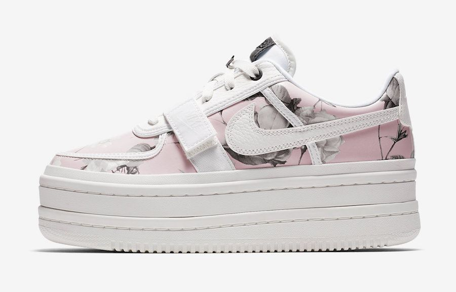 e923d4e2706ca5 Nike Vandal 2K Floral AQ7892-100 Release Date