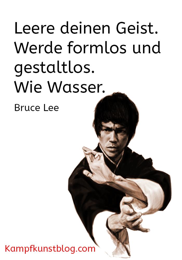 Bruce Lee Zitat in 2020   Bruce lee zitate, Kampfkunst
