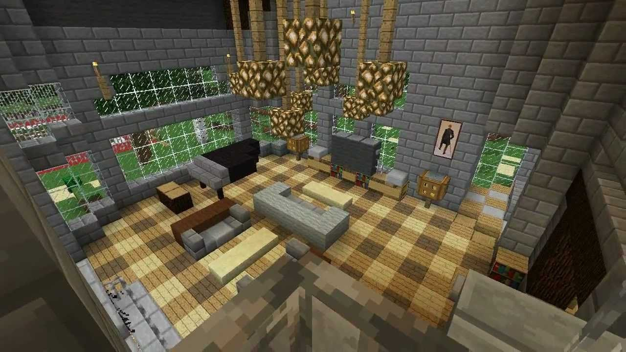 Image Result For Minecraft Furniture Minecraft Pinterest # Muebles Minecraft