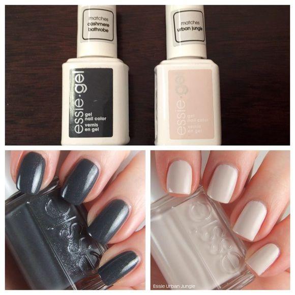 One day sale!! 🎉 🌸essie gel nail color bundle nwt