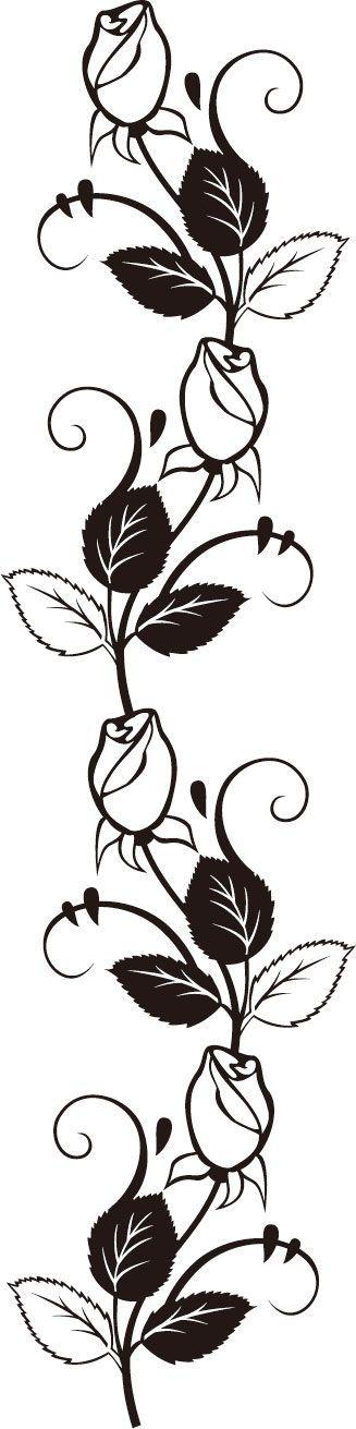Guarda rosas | disenos para pintar | Pinterest | Rosas, Bordado y Dibujo