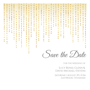 Curtain Cascade Save The Date Card Template Free Greetings Island Wedding Congratulations Card Party Invite Template Wedding Congratulations