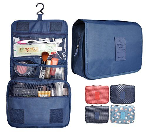 6d4d9fb162f9 Portable Waterproof Travel Cosmetic Bag - Lady Color Portable Travel ...