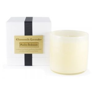 LAFCO Master Bedroom (Chamomile Lavender.) New spring fav for large spaces. Fresh/clean/bright scent.