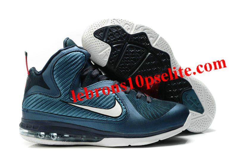 online retailer 9d2ae b8e6f Nike Lebron 9 Green White Obsidian Griffey Swingman Limited New