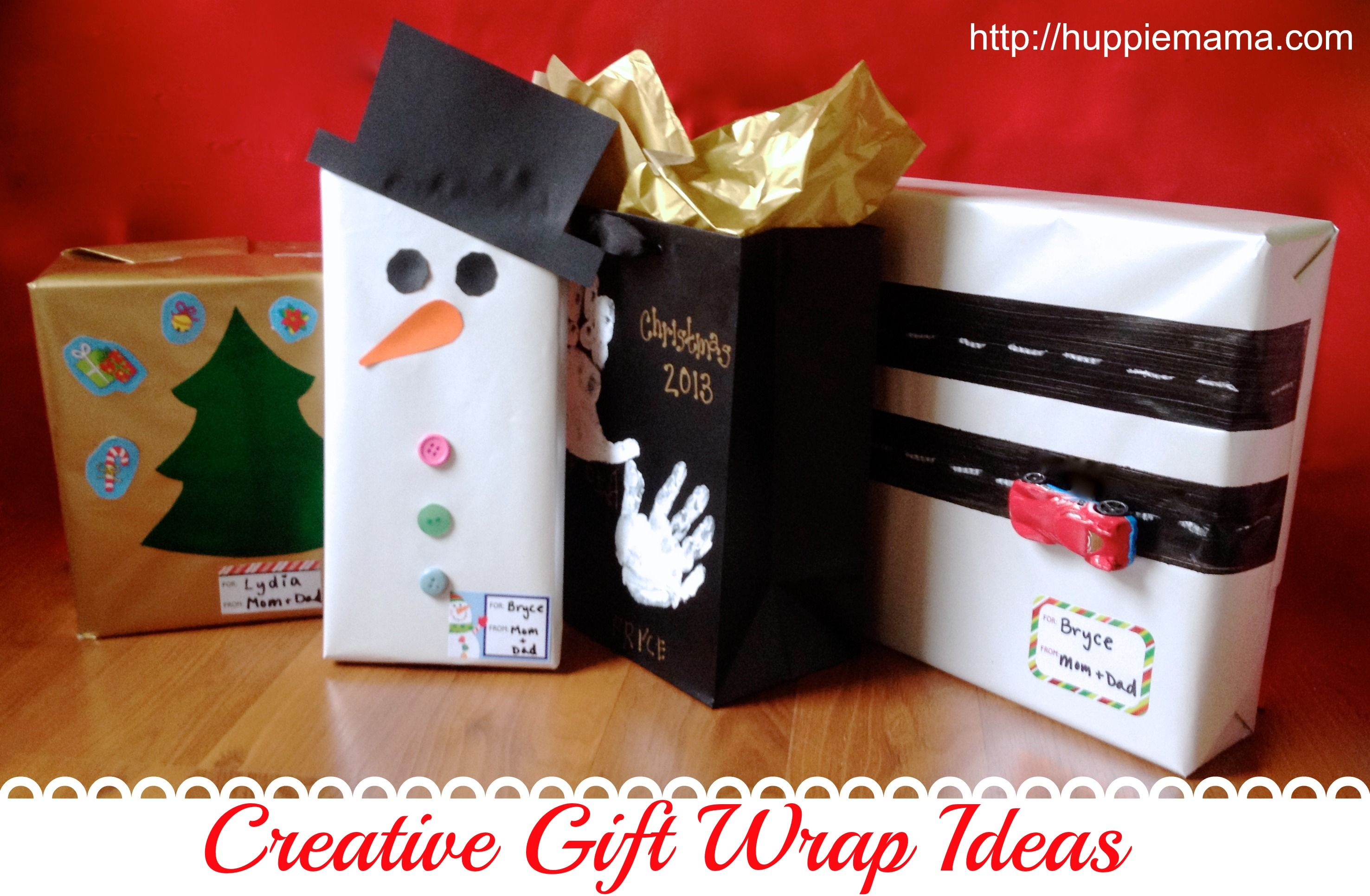 Clever Ways To Wrap A Gift 2021