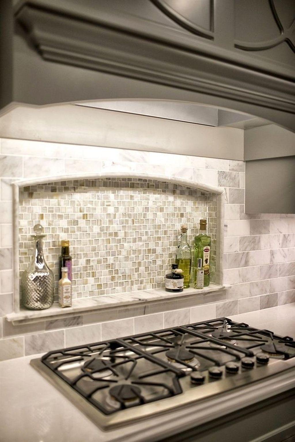 9+ Creative And Innovative Kitchen Backsplash Decor Ideas ...