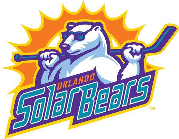 16 Most Amazing Team Names In Minor League Hockey Hockey Logos Sports Team Logos Bear Logo
