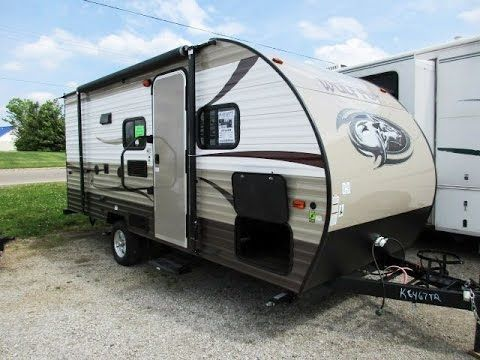 Haylettrv Com 2016 Wolf Pup 16bhs Bunkhouse Mini Travel Trailer