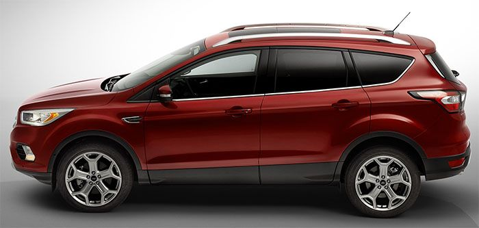 2018 Ford Escape Changes Specs Release Ford Escape 2017 Ford