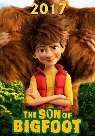 First Image For The Son Of Bigfoot A New Animated Animationandmup Good Animated Movies Bigfoot Movies Full Movies Online Free