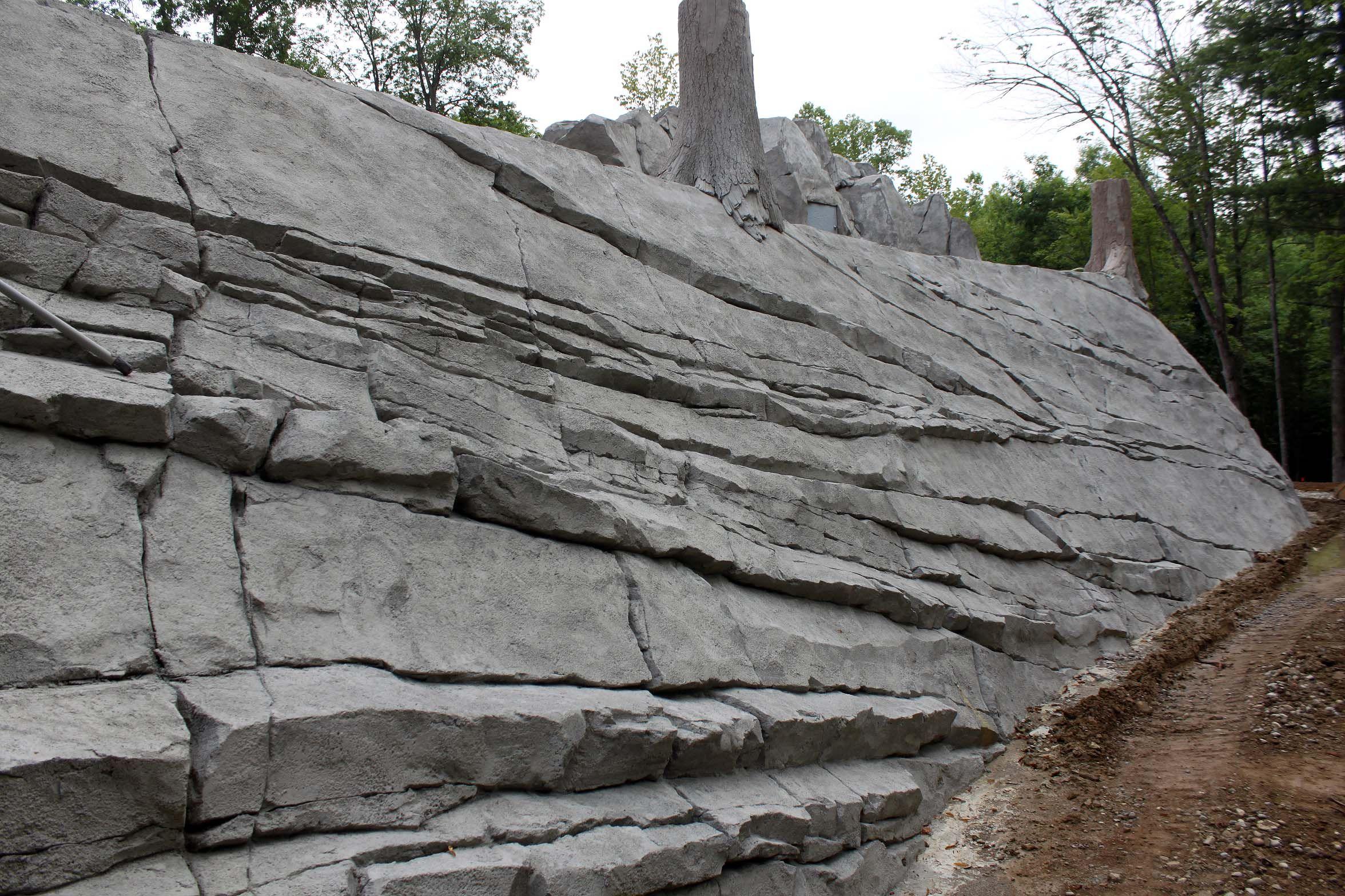 Img 3241 Jpg Concrete Sculpture Concrete Art Stone Wall Design