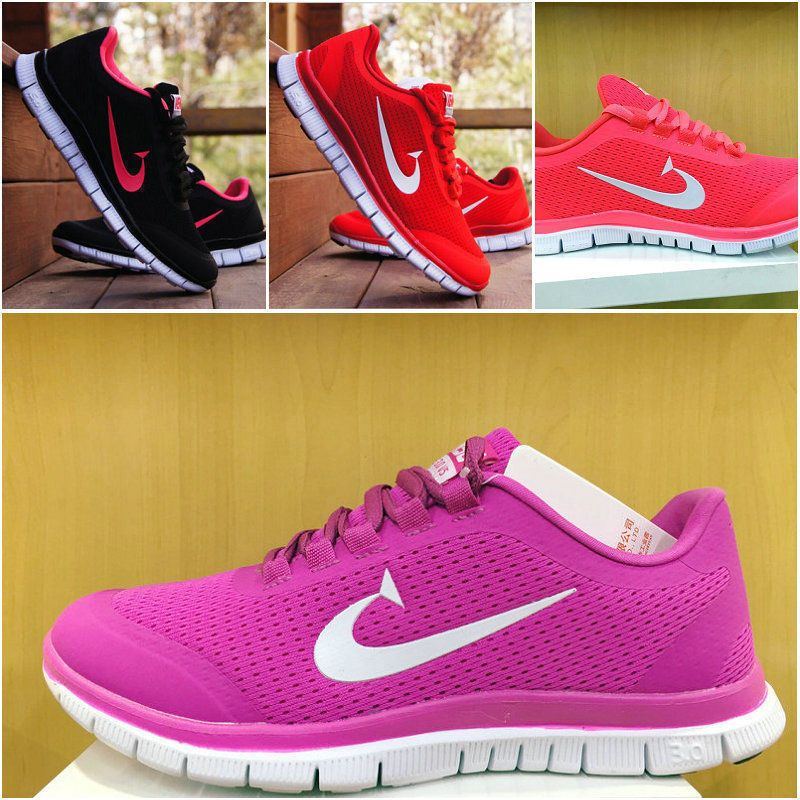 2016 New PABOLU Women's Fashion Breathable Sneakers Running Shoes #PABOLU…
