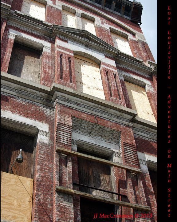 Abandoned, Abandoned Places
