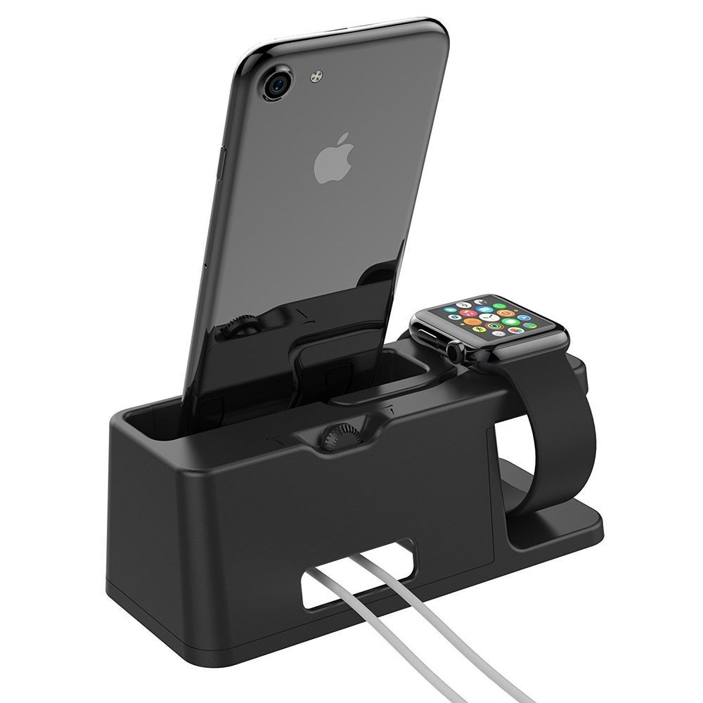 BEACOO-ST-01 Apple iPhone Watch Charging Dock Station Stand Cradle 2 ...