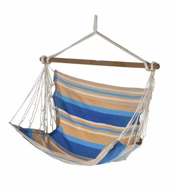 chaise longue suspendue chaise suspendre sofa beige bleu jobek tek import