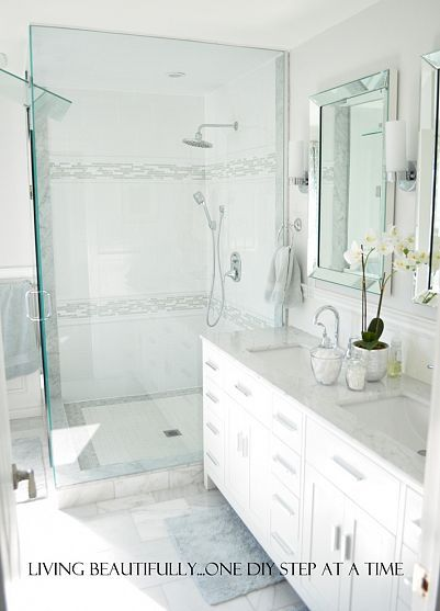Master Ensuite Overhaul Small Bathroom Makeover Bathroom Makeover Small Bathroom