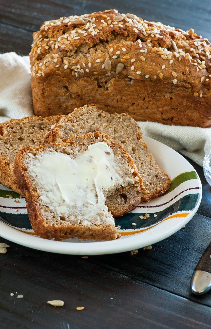 Easy Rye Quick Bread Recipe Baking Bread Quick Bread