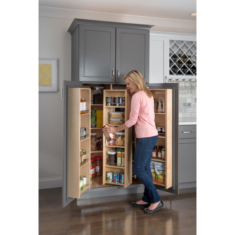19 Experts Give 40 Tips On Minimalist Kitchen Organization In 2020 No Pantry Solutions Pantry Design Cabinet Organization