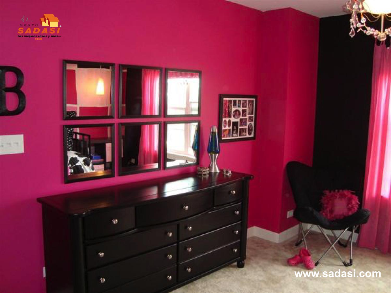 Pink And Black Bedroom Designs Awesome Gruposadasi Las Mejores Casas De Méxicocontrastar El Color De Inspiration