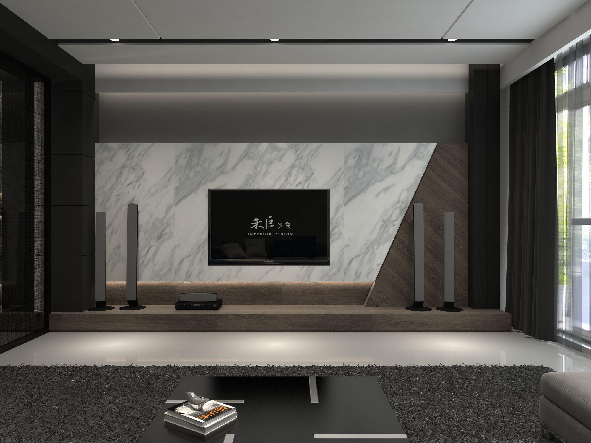 Interior design nterior e gn tv - Interior design living room cabinets ...