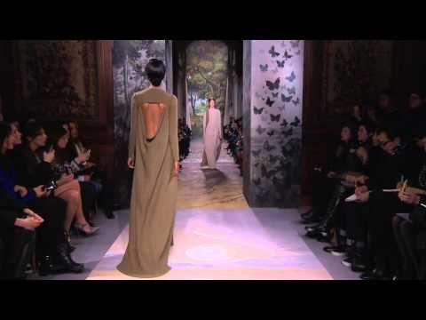 ▶ VALENTINO HAUTE COUTURE SPRING/SUMMER 2014 - YouTube