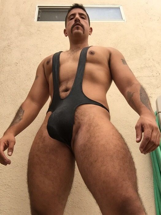 spandex gaymen
