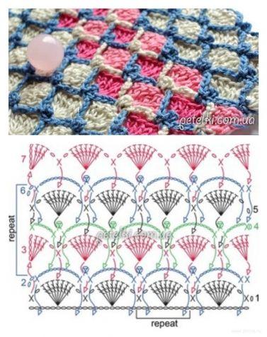 Patrones a crochet / ganchillo / ganchillo para principiantes ...