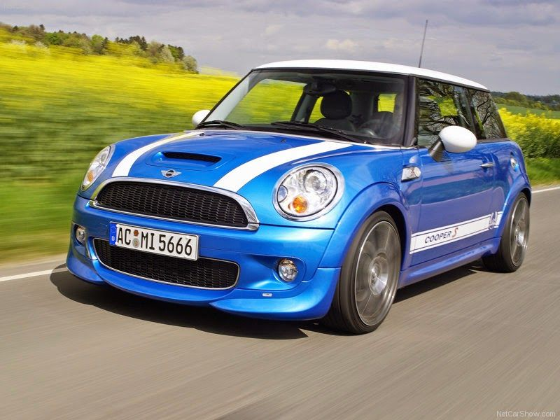 VehiclePic: AC Schnitzer Mini Cooper R56 2007 Photo