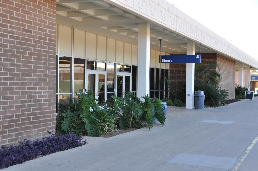 scottsdale community college campus map Scottsdale Community College Library Lb Campus Map Campus scottsdale community college campus map