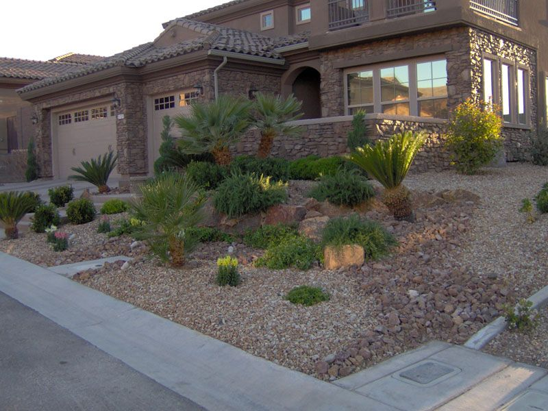 Decor Of Front Yard Landscaping Ideas Without Grass Desert Landscaping Ideas For Front Ya Front Yard Landscaping Desert Landscaping Desert Landscape Front Yard