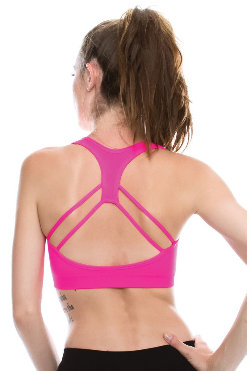 fdfdcb0e698 Best Sports Bra Ever: Double Layer Racerback X-Support 102 ...