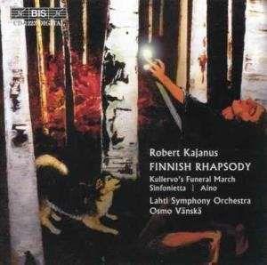 Robert Kajanus (1856-1933): Sinfonietta B-Dur