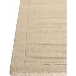 benuta Naturals wool carpet plain beige 60×120 cm – alfombra de fibras naturales de Wollebenuta.de