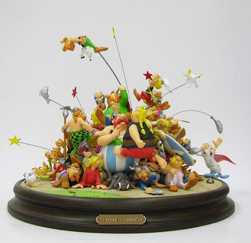 Whoaaaa Mit Bildern Asterix Und Obelix Asterix Figuren