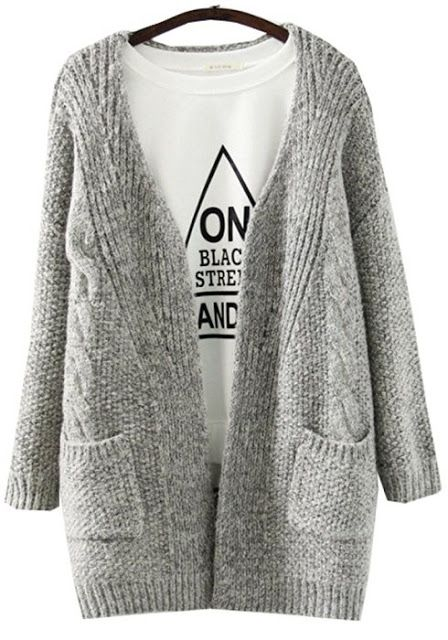31 Cardigan and Sweaters You Should Buy This Winter/Fall To Keep ...
