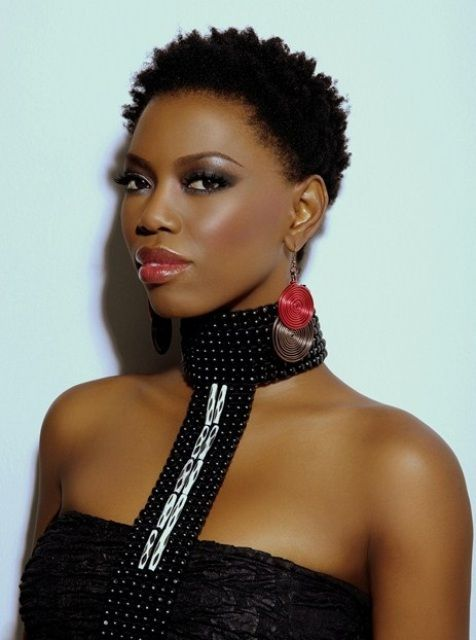 Going Low Really Short Natural Hairstyles For Black Women Headquarters For Hai Prom Hairstyles For Short Hair Short Natural Hair Styles Natural Hair Styles