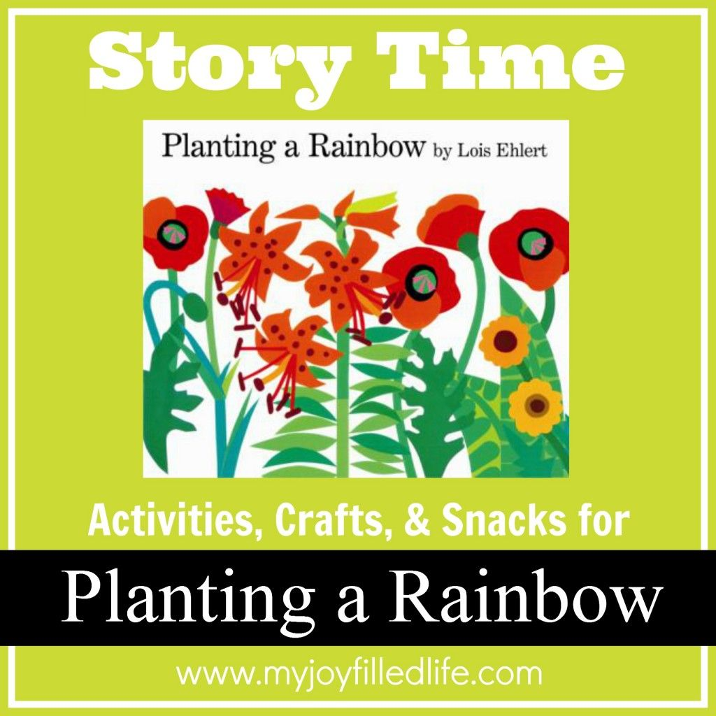 Story Time Activities Crafts And Snacks To Go With