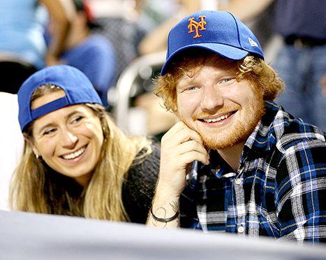 Meet Ed Sheeran S New Girlfriend Cherry Seaborn Ed Sheeran And Girlfriend Ed Sheeran Cherry Seaborn