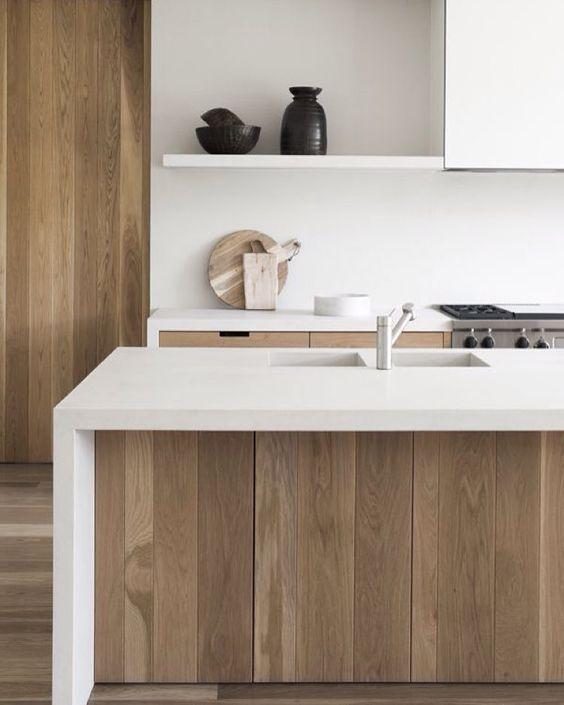 Instagram Modern Kitchen Design Kitchen Wood Design Kitchen Inspiration Modern