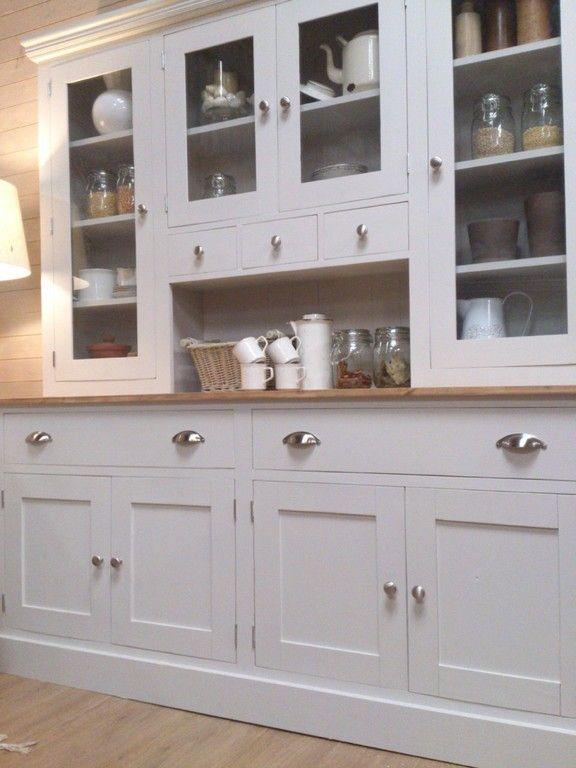 Handmade Painted 6ft Welsh Dressers Sideboards Dresser Tops