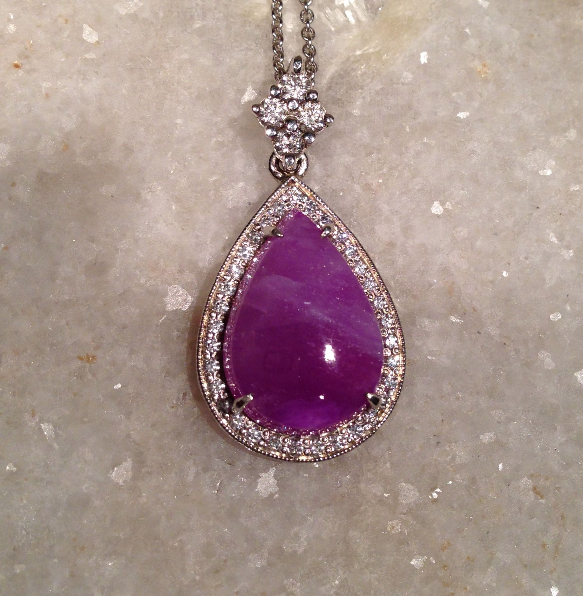 crystals a jewelry sugilite meenerals pendant w ruby s shop com cab gemstone in