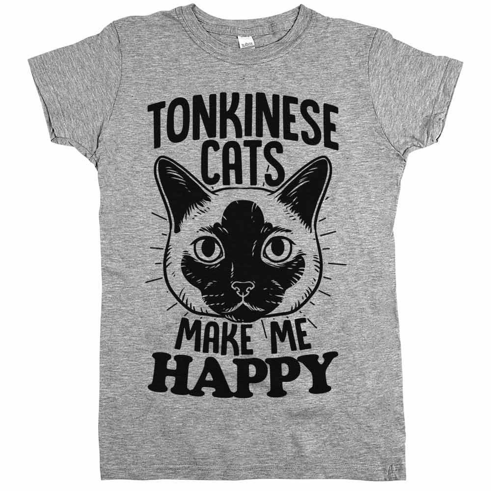 'Tonkinese Cats Make Me Happy' Tonkinese cat, Tonkinese