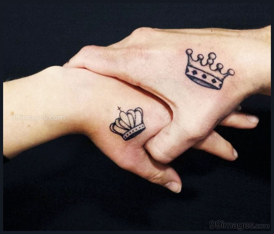 Latest Crown Tattoos Hd Photos 13228 Crowntattoos Tattoos Crown Hand Tattoo Couples Tattoo Designs Crown Tattoo