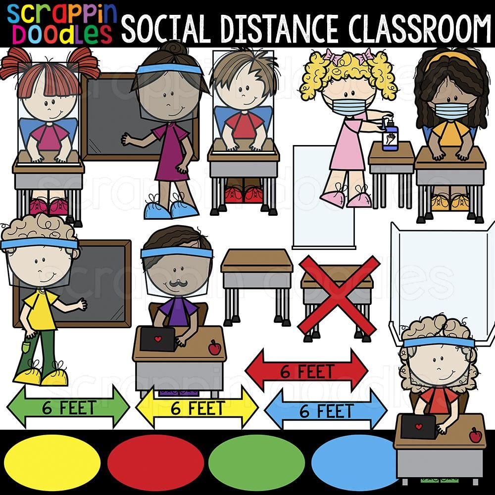 30+ Classroom Clipart Black And White