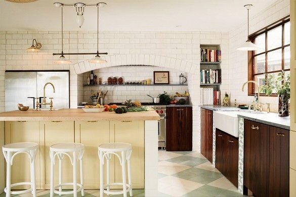 Home Stylish Kitchen Kitchen Design Kitchen Inspirations